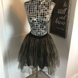 Lord & Taylor Tulle Skirt
